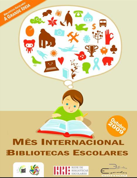 Mês Internacional da Biblioteca Escolar - adaptado
