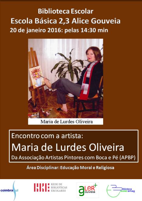 Maria de Lurdes Oliveira